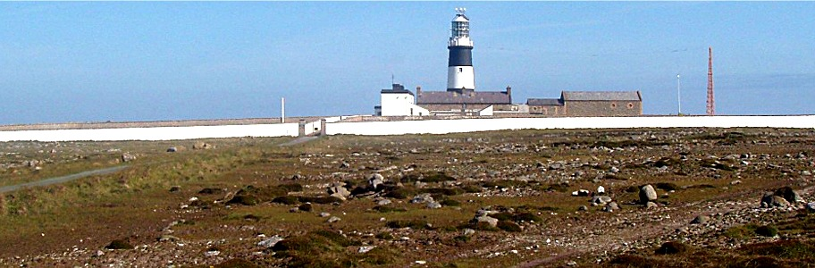 Lighthouse Oile�n Thora� / Tory Island, Co. Donegal, Ireland