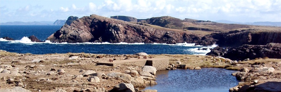 Oile�n Thora� / Tory Island, Co. Donegal, Ireland